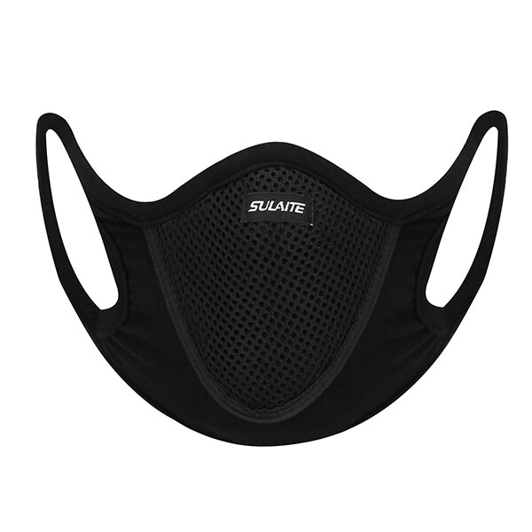 Half Face Mask Winter Anti Haze Anti Fog Antibacterial For Motorcycle  Cycling Skiing COD 6939a342fc3