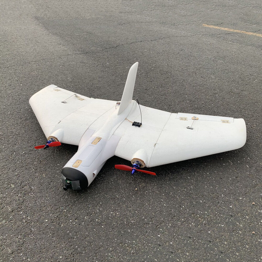 Finwinghobby F44 F33 1120mm 840mm Wingspan Portable Mapping
