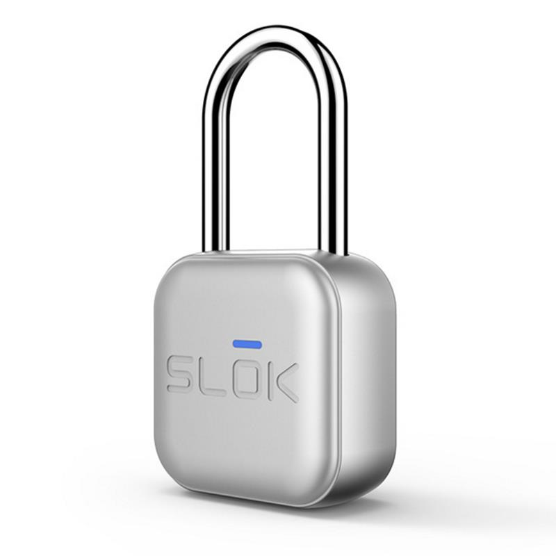 Mini Smart bluetooth Padlock Security IOS Android APP Intelligent Cabinet Drawer Bicycle Lock