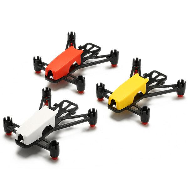 Kingkong Q100 100mm DIY Micro Mini FPV Cepillado Cuadricóptero RC Kit de bastidor Soporte 8520 Coreless motor