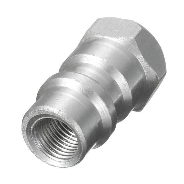 1/4 Zoll 8V1 Schnellventil Zwischenstecker R12 R22 R502 zu R134A Adapter Alloy