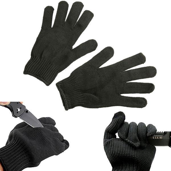 Maxcatch duradera protección guante pesca toba-tejer hilo anti-corte guante de la pesca