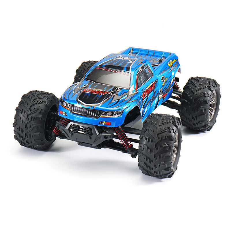1:16 2.4G 9130 High Speed Remote Control Car 4WD Off Road RC Car – Red
