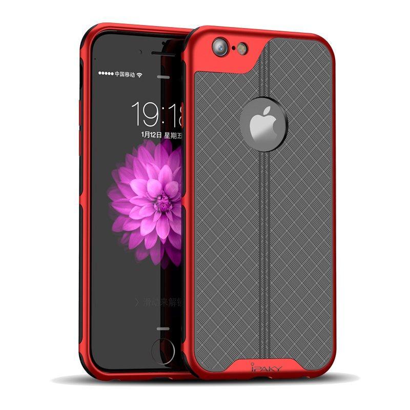 iPaky Покрытие Анти Отпечаток пальца защитный Чехол Для iPhone 6s / iPhone 6 Рассеяние тепла Hard ПК