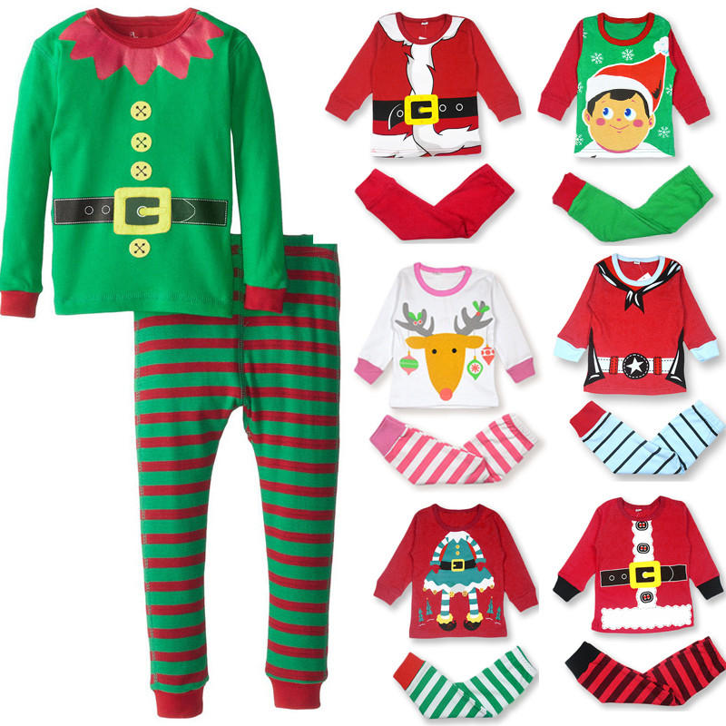 b46fbcce9b7c winter christmas baby kids children cotton toddlers xmas santa gifts ...
