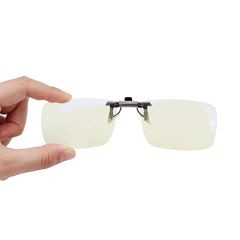 XIAOMI TS Clip On Sunglasses Anti Blueray Glasses Eyes Protection 110 Rotary For Computers Phones Users