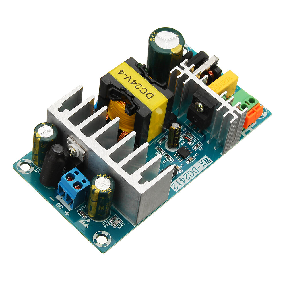 Integrated Circuits Active Components New Arrival 4a To 6a 24v Stable High Power Switching Power Supply Board Ac Dc Power Module Transformer Wholesale