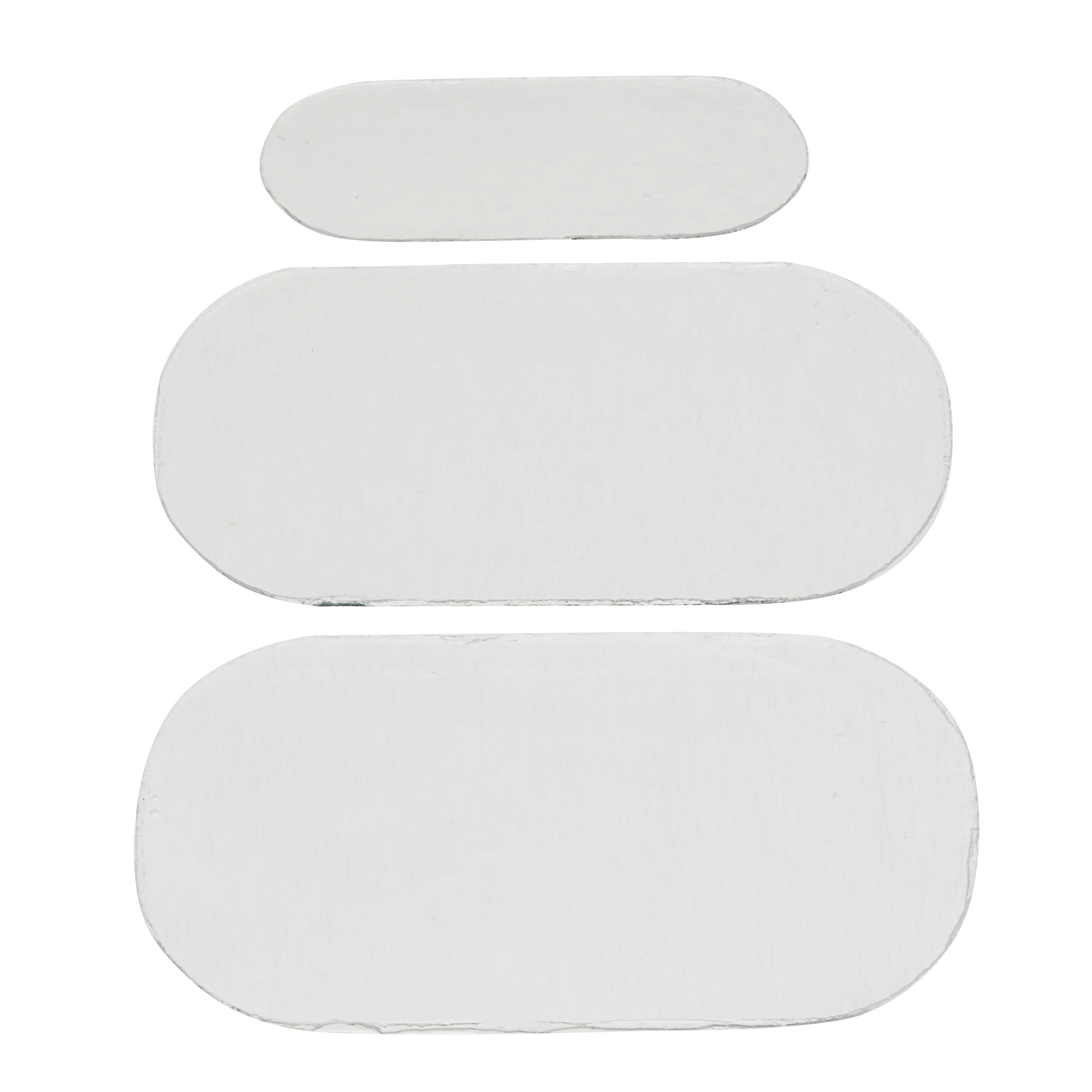 3 pcs / Set Gel De Rechange Pad Pour Hip Trainer Santé Bâton Muscle Fit Fitness