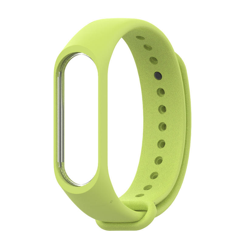 Electronics Stocks Colorful Silicone Wrist Band Strap Wristband Replacement For Xiaomi Mi Band 1 Electronics Stocks