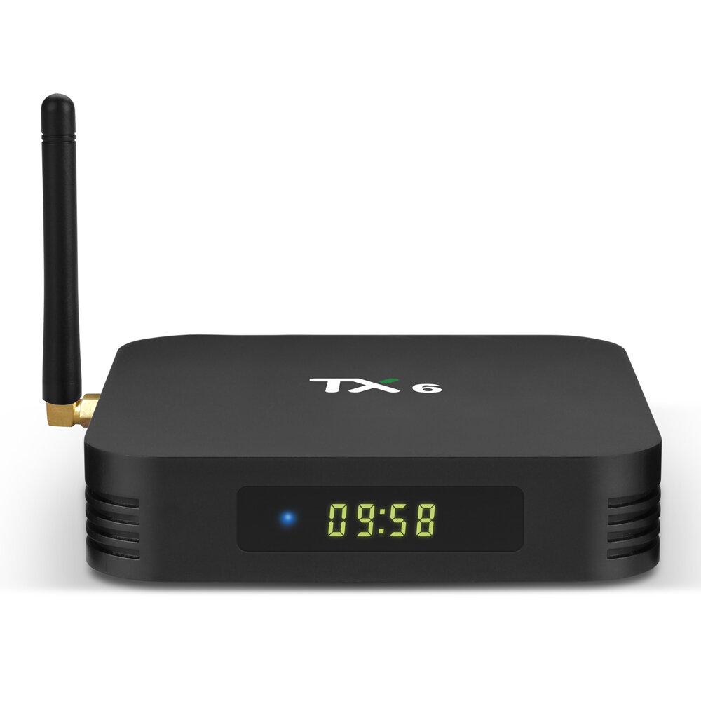 Tanix TX6-A Allwinner H6 4GB 32GB 2.4G WIFI 4K Android 9.0 TV Box