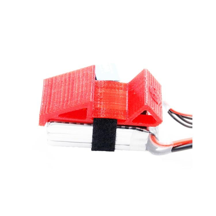 3S 4S Lipo Battery Protector Board 3D Printing TPU Drone Landing Gear for FPV Racing Drone