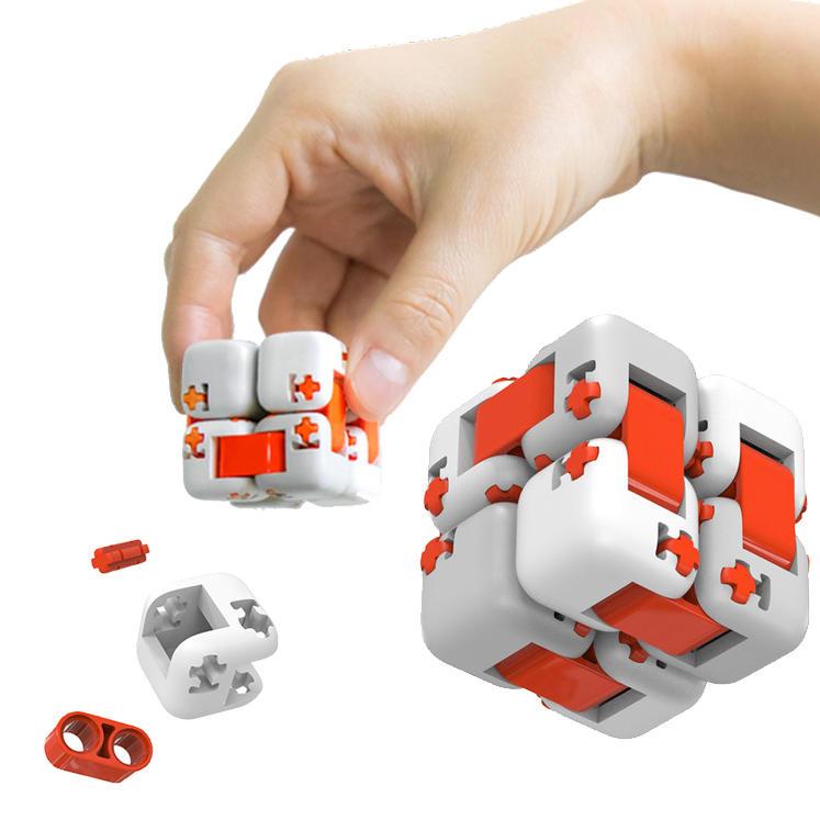Xiaomi Mitu Cube Spinner Finger Bricks Intelligence Finger Toys Portable for Kid