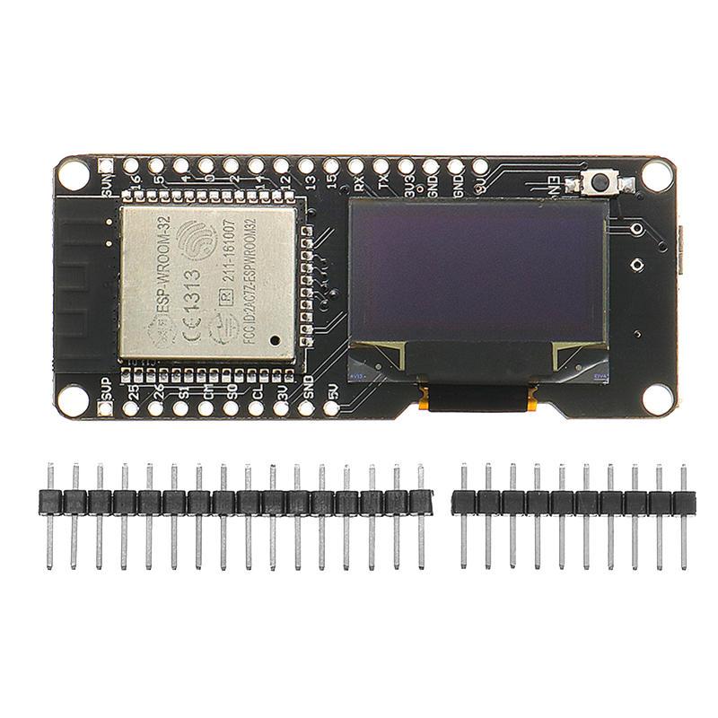 Wemos® ESP32 OLED Module For Arduino ESP32 OLED WiFi Modules + bluetooth Dual ESP-32
