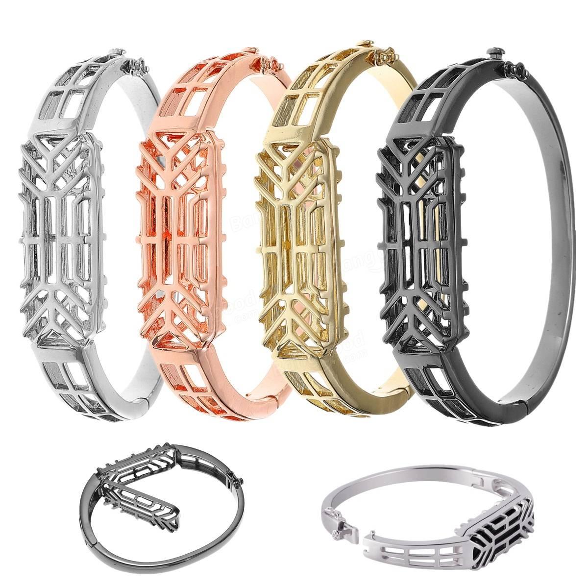 Polso del ricambio del braccialetto del braccialetto del metallo dell'acciaio inossidabile Banda per Fitbit Flex 2