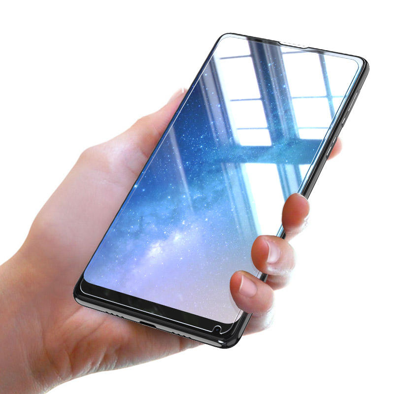 Bakeey Anti-Explosion Anti-Scratch Tempered Glass Screen Protector For Xiaomi Mi Mix 2/Mi MIX 2S COD
