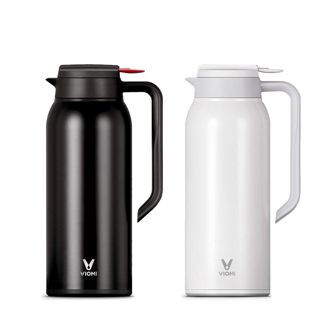 VIOMI From XIAOMI Youpin 24 Hours Long-lasting Insulation Vacuum Pot 1500ML Stainless Steel Water Bottle