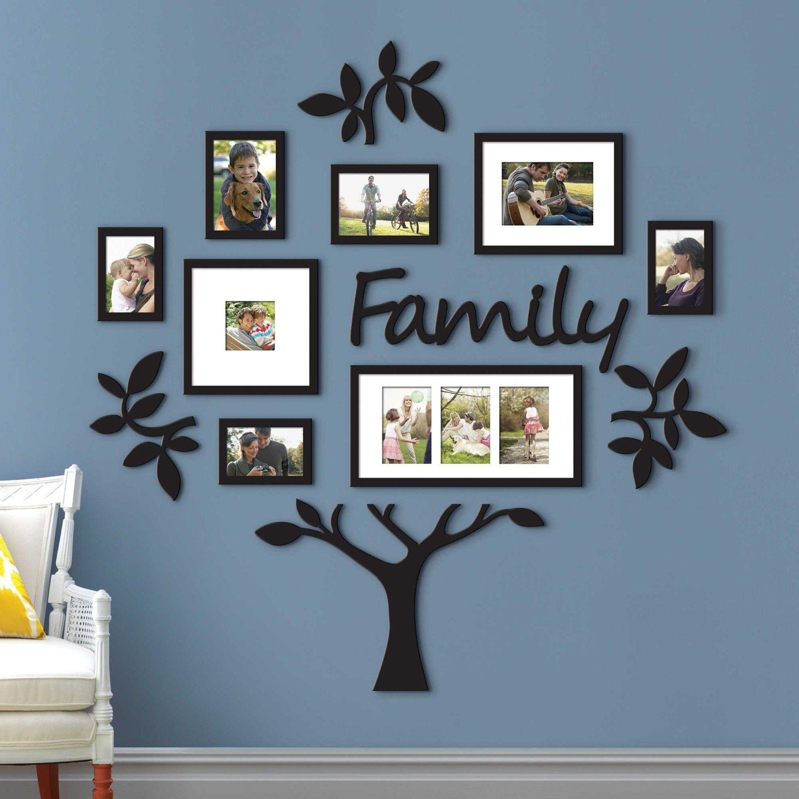 Family Tree Frame Collage Pictures Photo Frame Collage Photo Wall
