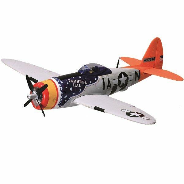 P-47 P47 Thunderbolt 680 มม. EPS Warbird RC เครื่องบิน KIT