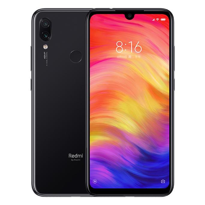 Xiaomi Redmi Not 7 48MP Çift Arka Kamera 6.3 inç 4 GB Veri deposu 64GB ROM Snapdragon 660 Octa Core 4G Akıllı Telefon