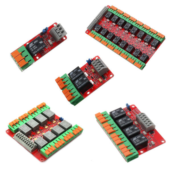1/2/4/8/16 Channel 20A Relay Control Module For Arduino UNO R3 Raspberry Pi
