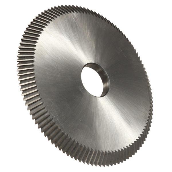 80x16x5mm Roue de coupe 110 dents Disque de coupe de 80 degrés pour machine à clé