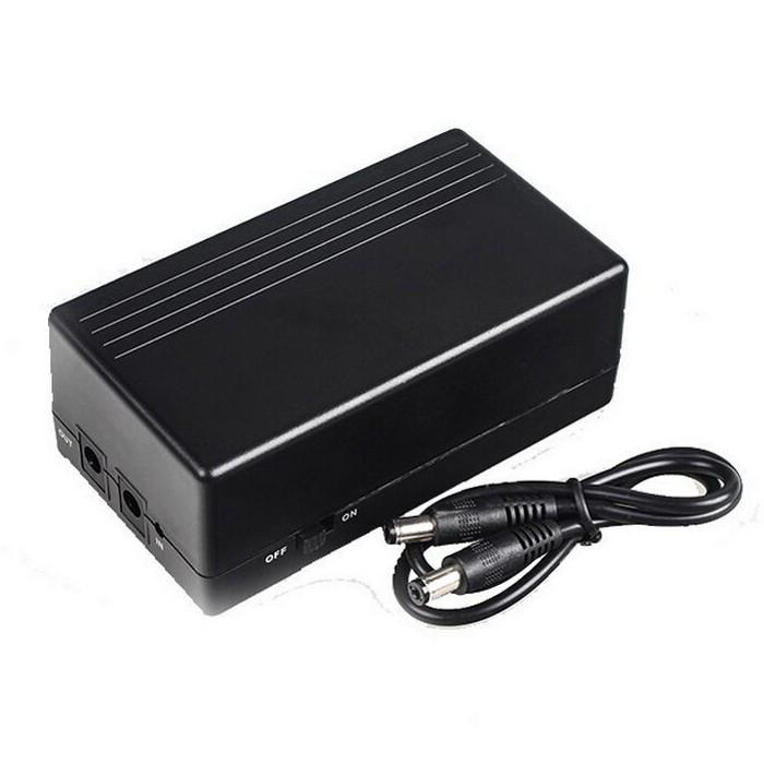 5V2A 44W UPS Uninterrupted Power Supply Alarm System Security Camera Dedicated Backup Power Supply 6-10 Hours