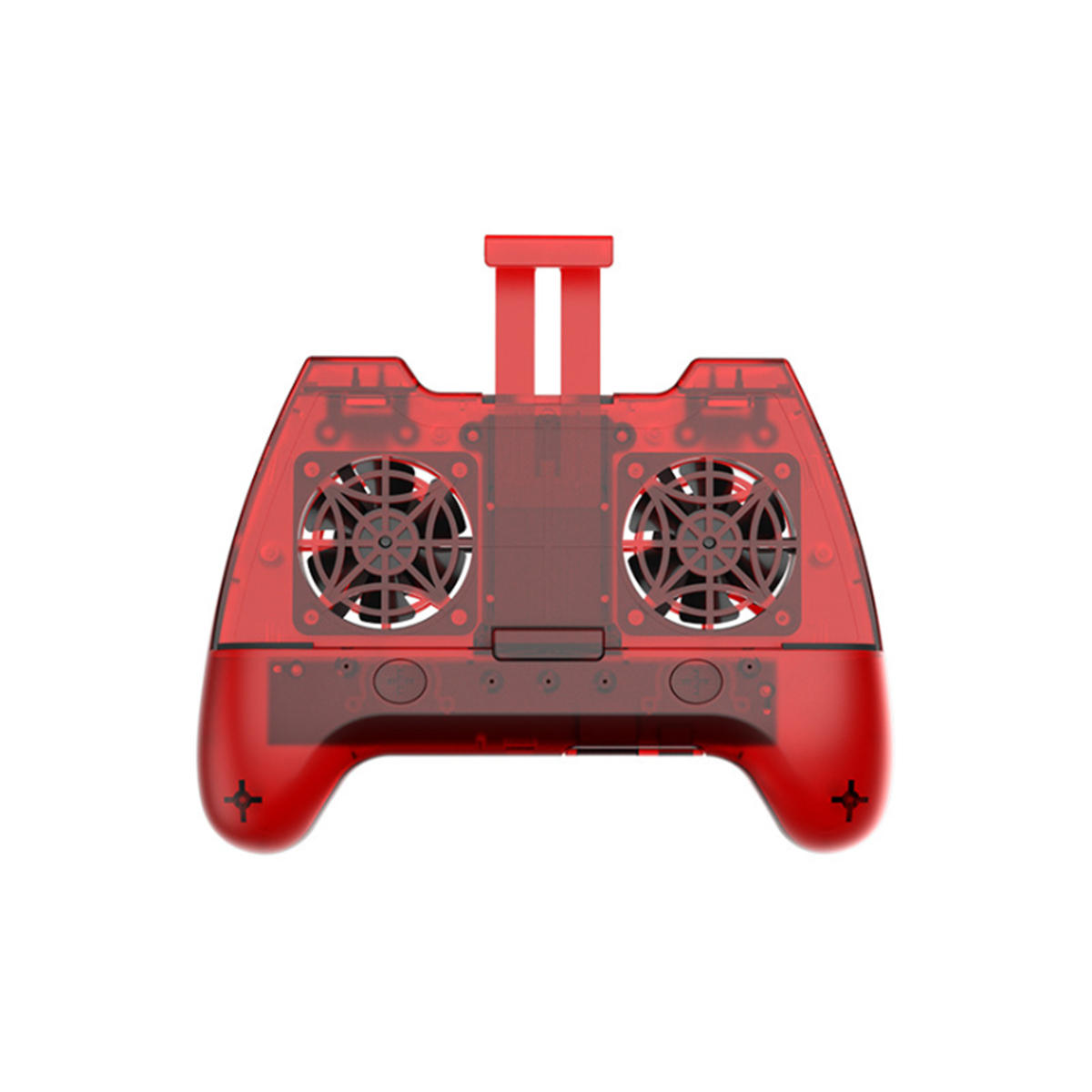 Wireless bluetooth Gamepad Game Controller Joystick Cooling Fan for PUBG Android IOS Mobile Phone