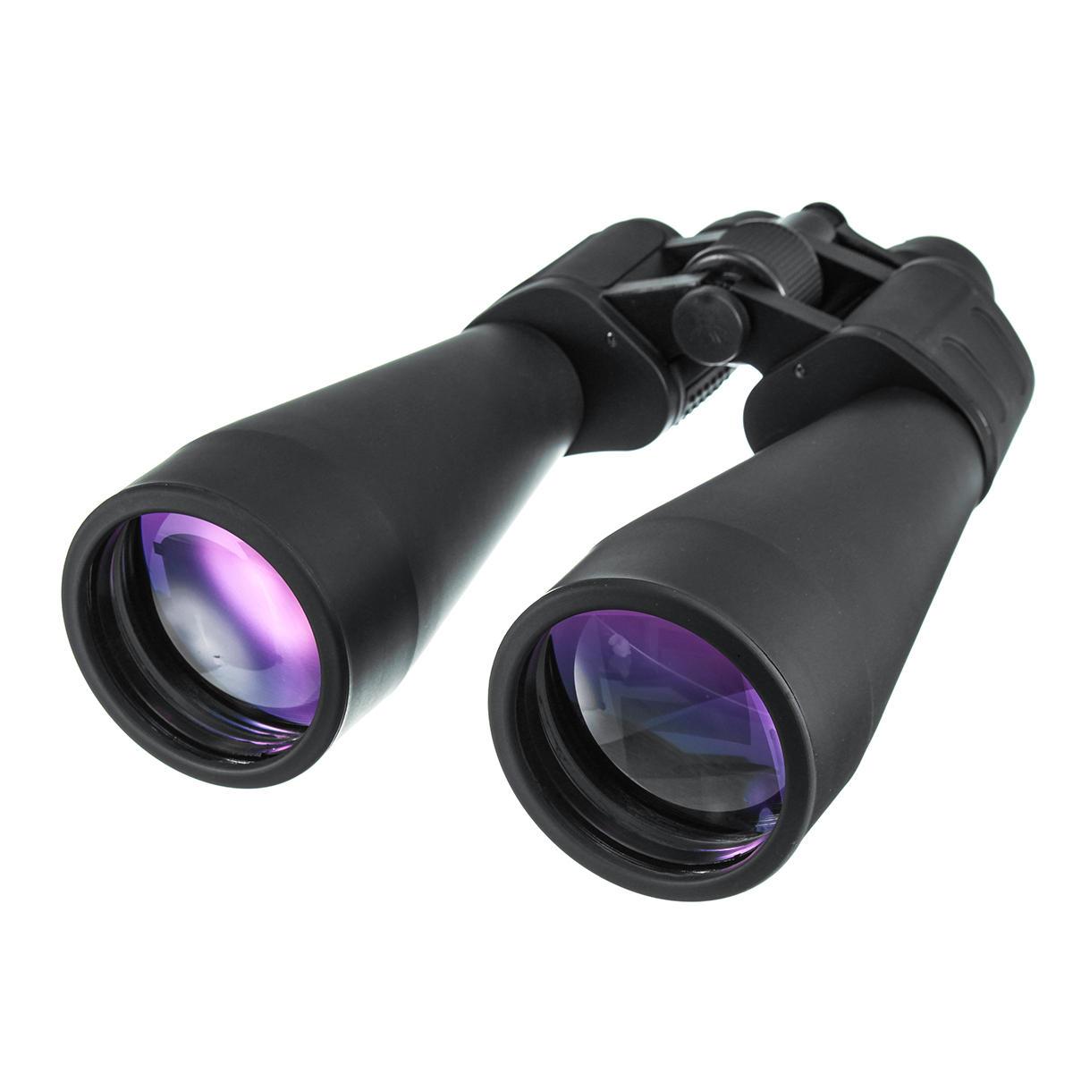 20-180x100 HD Enfocar Binoculares Óptico Luz Baja Nivel Telescopio de Visión Nocturna cámping Viajes