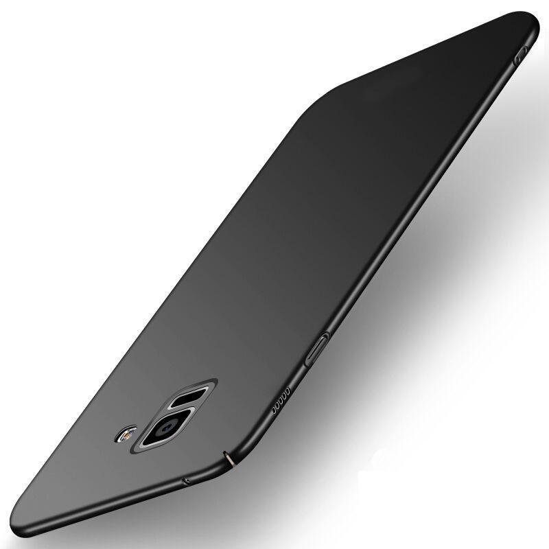 Bakeey Slim Anti Fingerprint Hard PC Case For Samsung Galaxy A8 Plus 2018