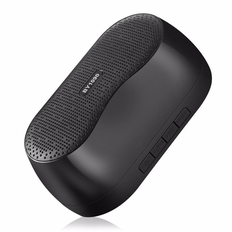 BY1090 Taşınabilir Kablosuz Bluetooth Hoparlör Bas Mini Outdoor TF Kart Çok fonksiyonlu Hoparlör