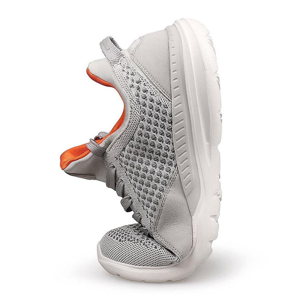 Xiaomi FREETIE Sneakers Hommes Ultralight Chaussures De Course Haute Fibre Élastique EVA Respirant Confortable Chaussures De Sport