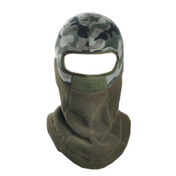 Унисекс открытый теплый ветрозащитный CS полярные шапки щеки маски шляпу езда на лыжах шляпа колпак