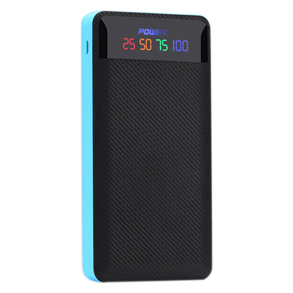 21a dual usb power bank case 4 618650 battery charger diy box case