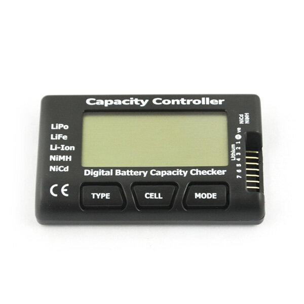 CellMeter 7 V2 avec la balance Fonction Capacité de la batterie numérique Vérificateur compteur de tension