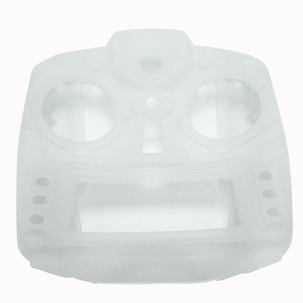 Silicone Protector Case Scrub Feel for FrSky Taranis X9D Plus SE Transmitter Black White