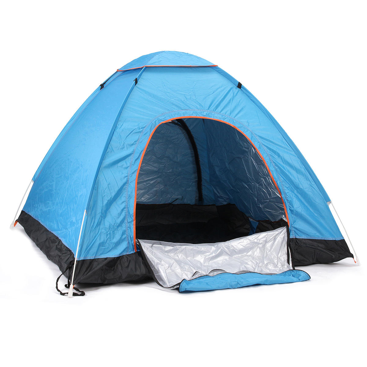 Outdoor 3-4 Persons C&ing Tent Automatic Open Waterproof UV Beach Sunshade Canopy COD  sc 1 st  Banggood & outdoor 3-4 persons camping tent automatic open waterproof uv beach ...