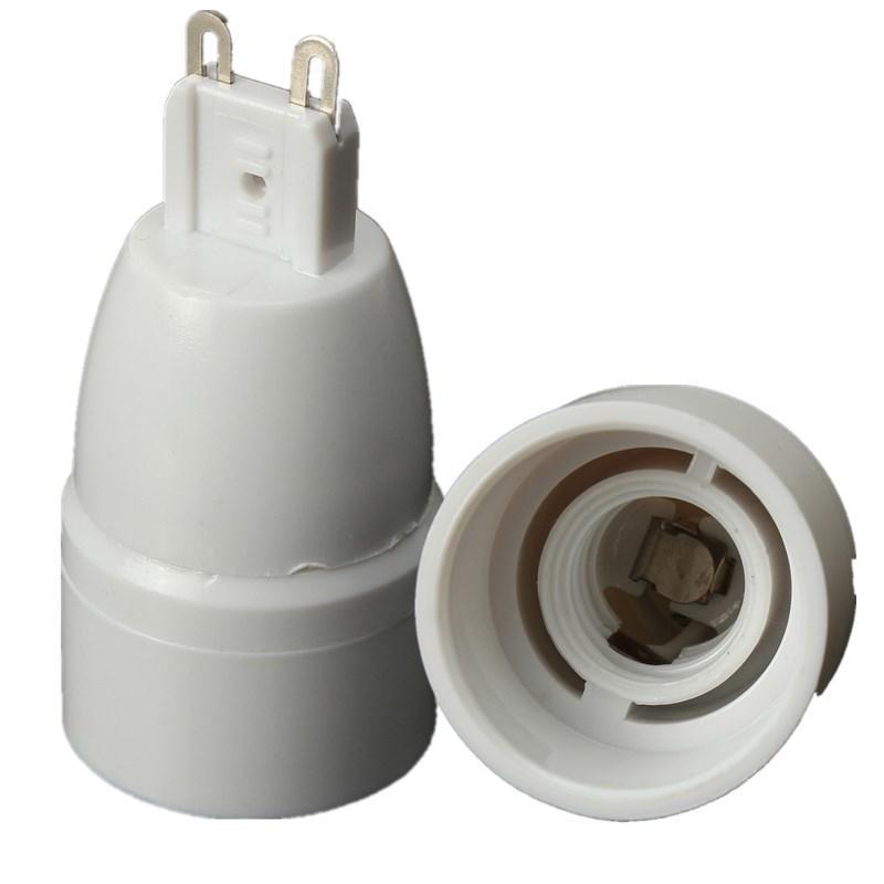 G9 ถึง E14 ฐานซ็อกเก็ต ไฟ LED ผู้ถือตัวแปลงหลอดไฟหลอด