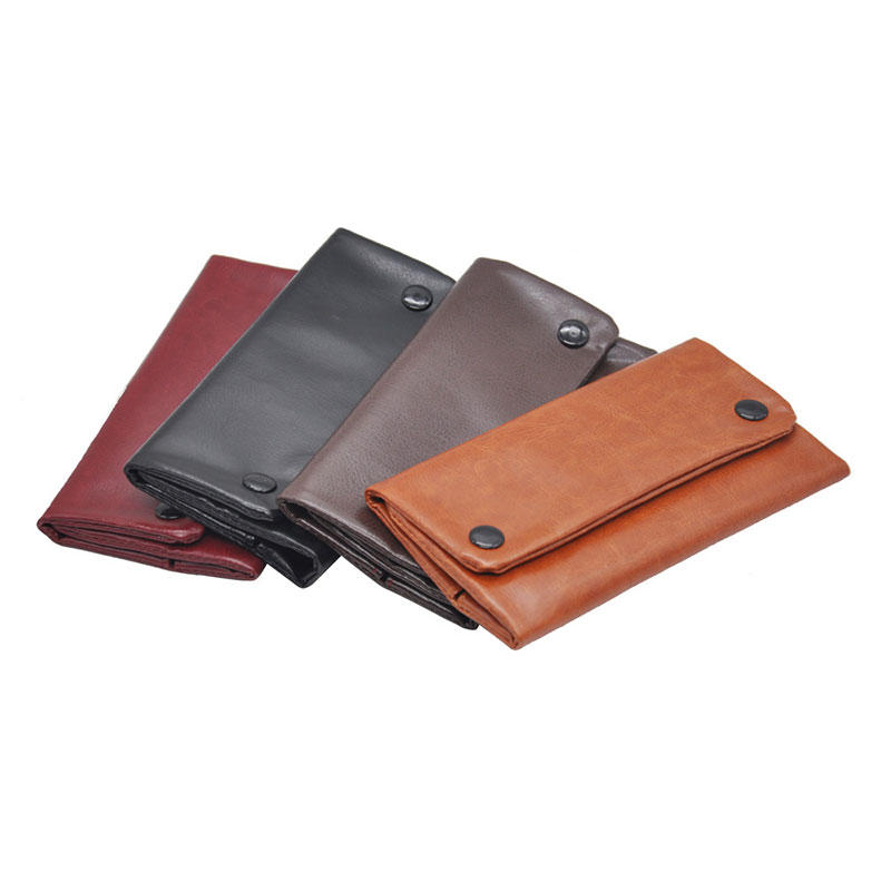 Tobacco Pouch 78mm Paper Holder Tobacco Wallet Bag Cigarette Bags