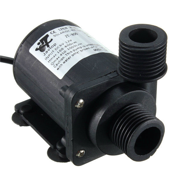 Electric DC 12V 3.8M Magnetic Centrifugal Water Pump