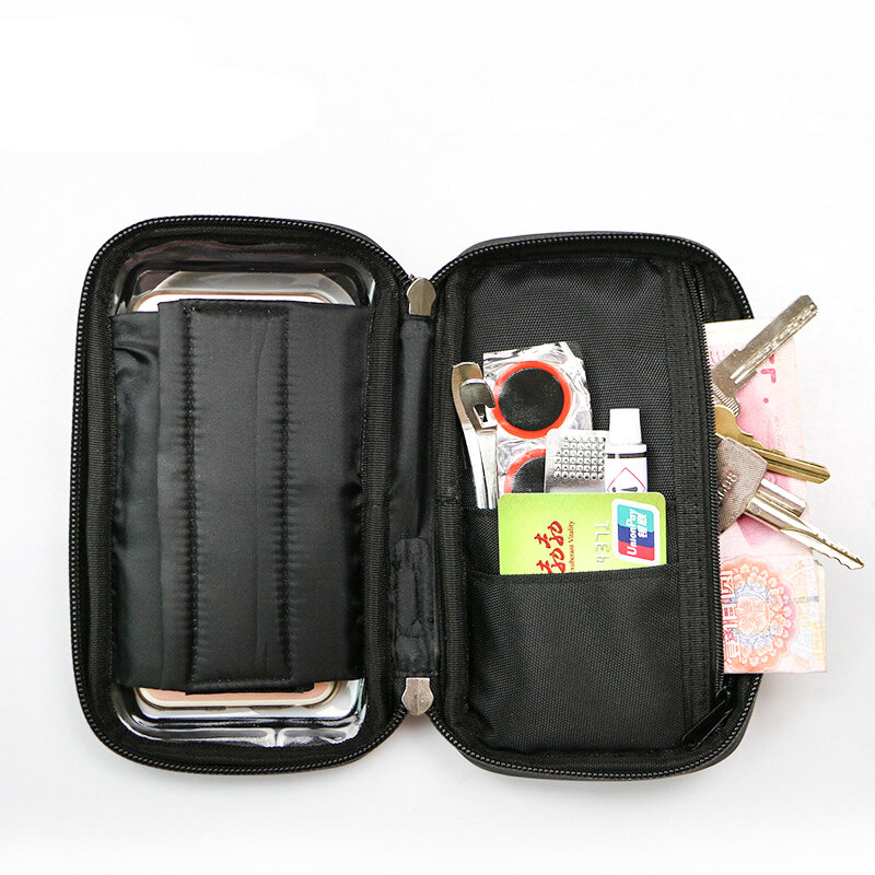 a7eb2768d42 wheel up rainproof bike handlebar touchscreen phone bag case cell ...