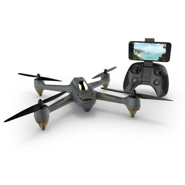 Hubsan H501M X4 Waypoint WiFi FPV Sans Balais GPS avec 720P HD Caméra Drone Quadricoptère RC RTF
