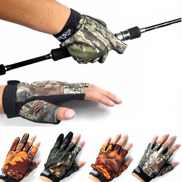 ต่อต้าน ใบนอก ประมง ถุงมือ 3 นิ้วมือ 5 นิ้วมือ ถุงมือ เหมาะสำหรับผู้ชาย