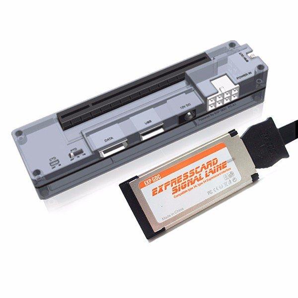 [Versione ExpressCard] V8.0 EXP GDC Portatile esterno indipendente per schede video