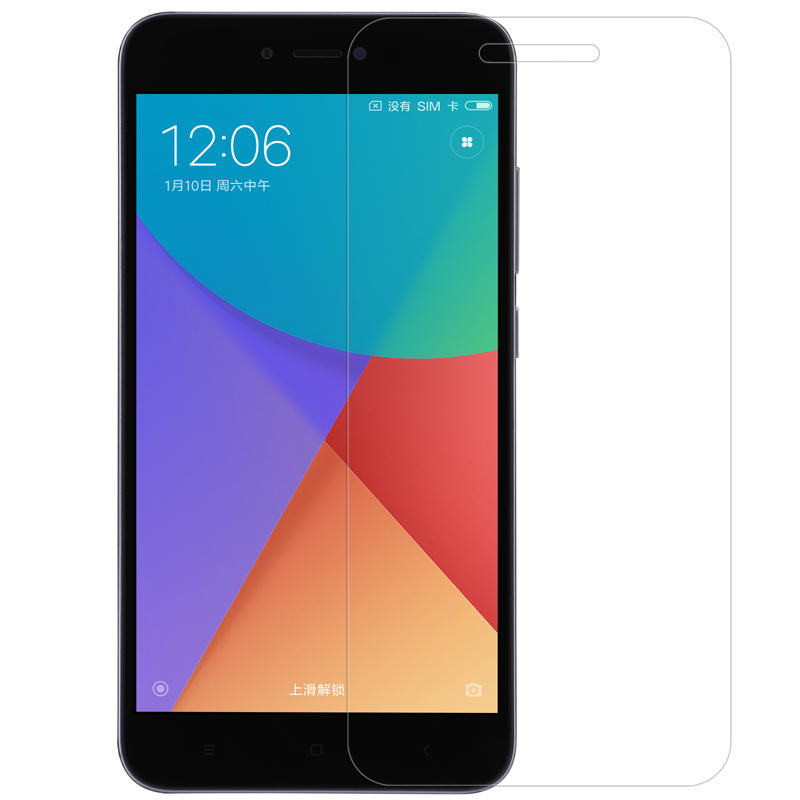 Bakeey Anti-Explosion Tempered Glass Screen Protector For Xiaomi Redmi Note 5A/Redmi Note
