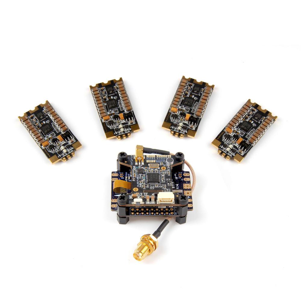 Holybro Kakute F4 Aio V2 Fc Osd Atlatl Hv 58g 40ch Raceband Fpv Systems Pcb Printed Circuit Board Of 2oz Finished Copper For Sale Vtx