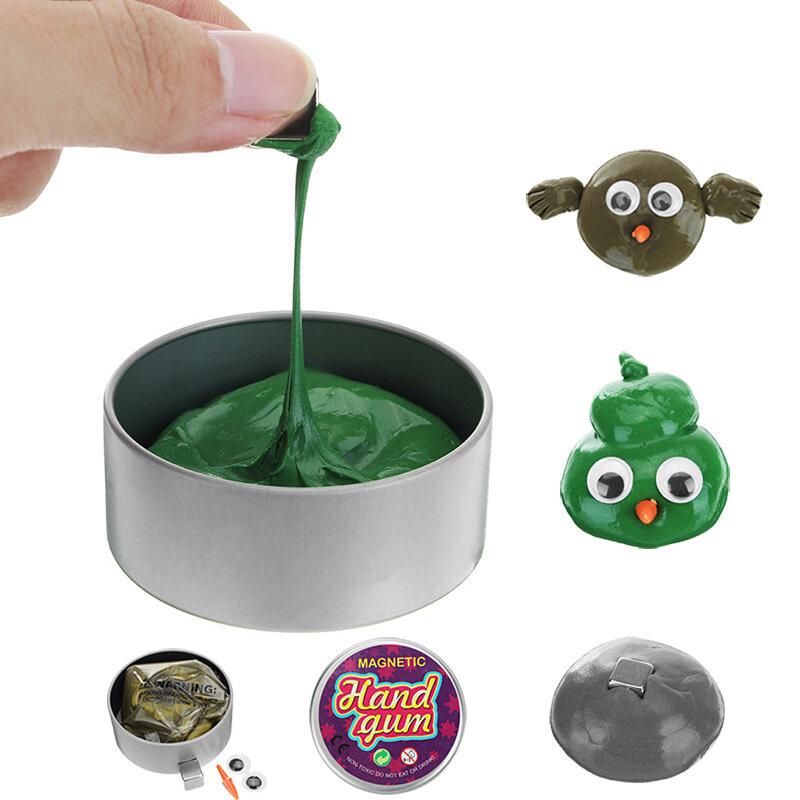 L'argilla plastilina di gomma del fango del magnesio di gomma della mano di Natale per i bambini scherza il regalo dei giocattoli di sforzo