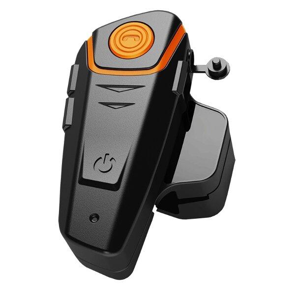 Kablolu Kablosuz Kask İçin BT-S2 1000m Motosiklet Kask İnterkom Su Geçirmez