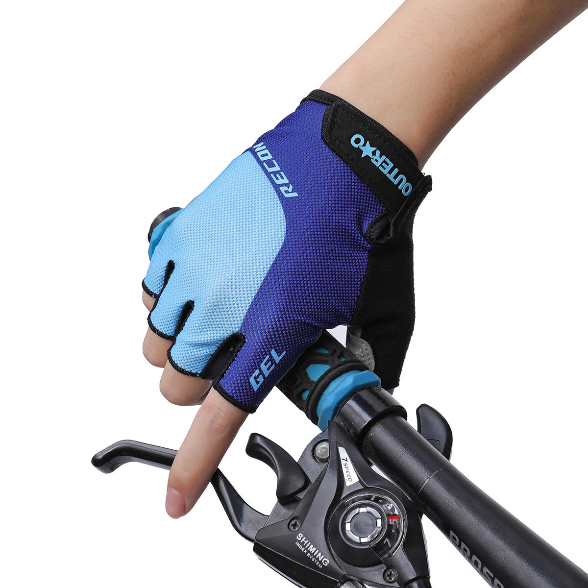 BIKIGHT Cycling Gloves Half Finger Breathable Shockproof Gel Bike MTB Gloves For Men Women COD
