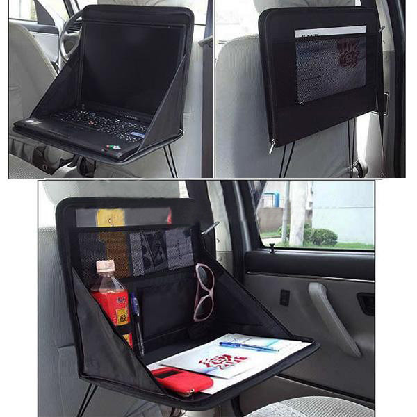 car laptop halter beh lter halterung back seat speisen tisch schreibtisch organ us. Black Bedroom Furniture Sets. Home Design Ideas