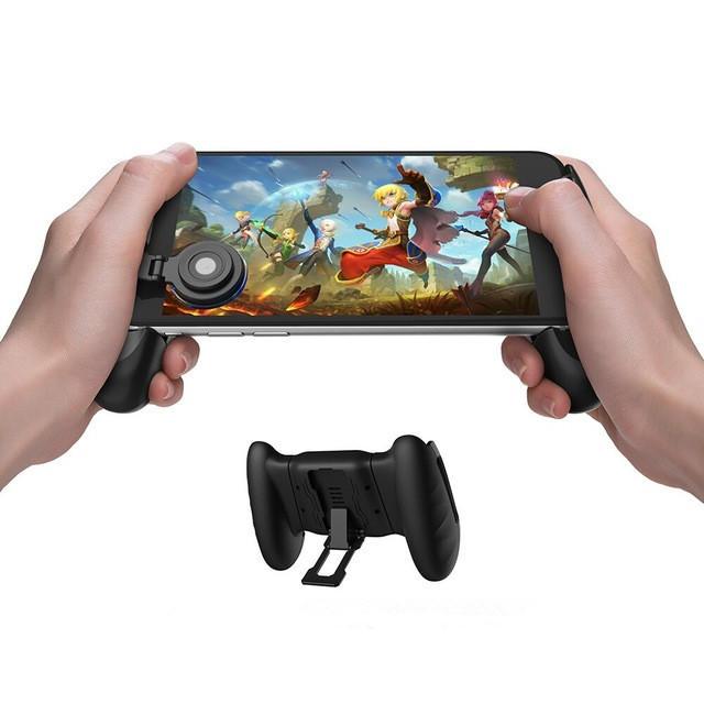 Gamesir F1携帯電話用ジョイスティックグリップ拡張ハンドルゲームコントローラゲームパッド